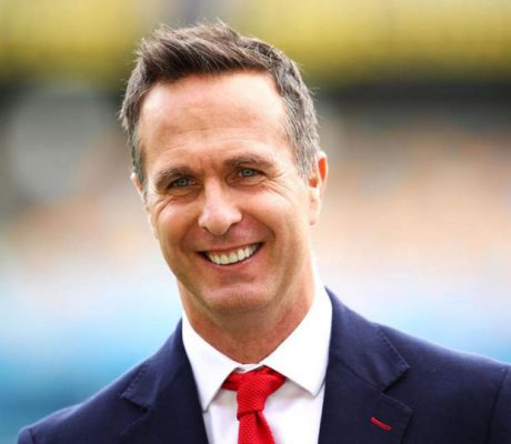 Michael Vaughan OBE